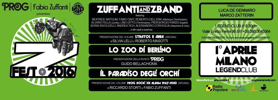 Locandina Z-Fest