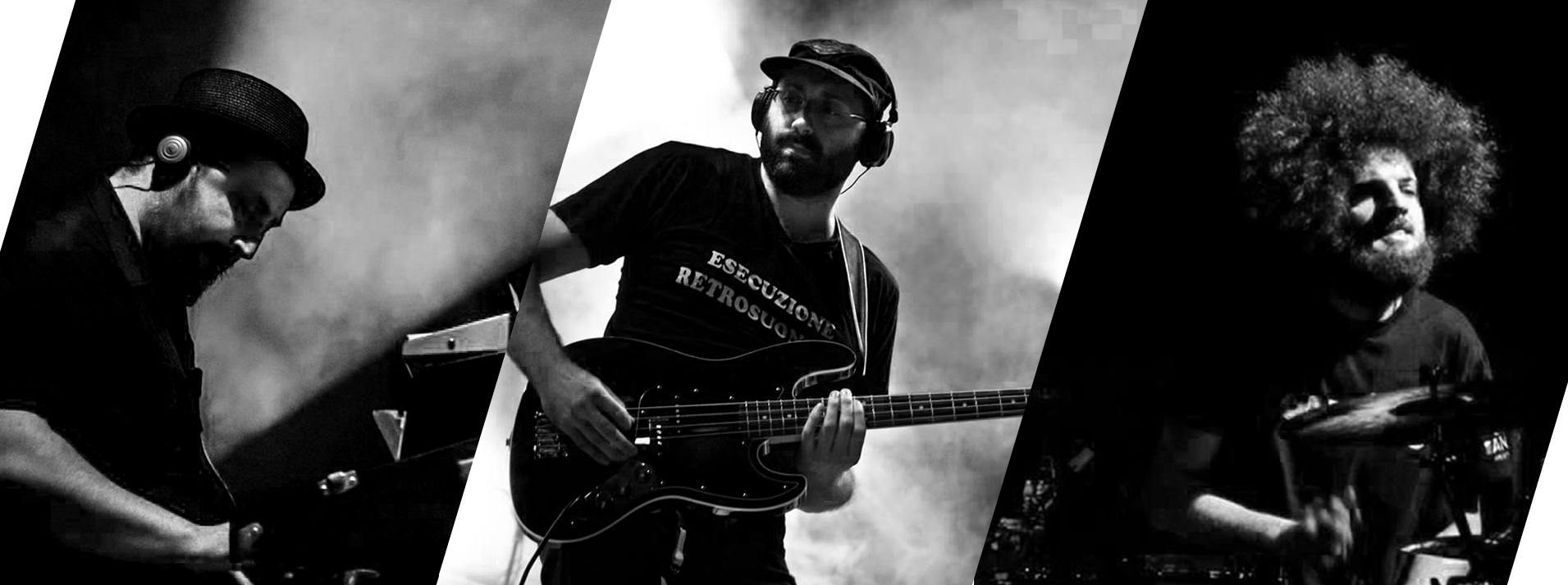 Lo ZOO di Berlino: Andrea Pettinelli - Diego Pettinelli - Mauro Mastracci live. ph Raffaele Battilomo